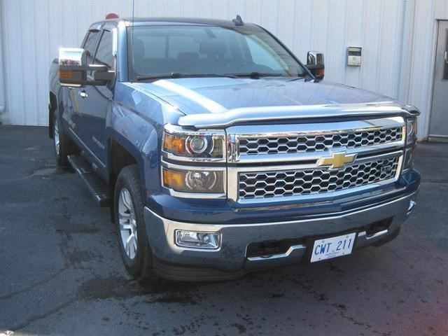 2015 CHEVROLET SILVERADO 1500 LTZ in Carbonear, Newfoundland And Labrador