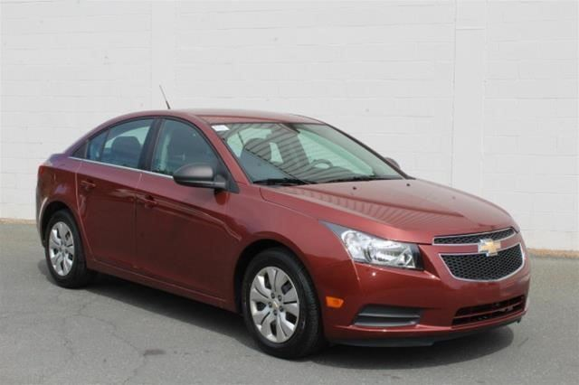 2012 CHEVROLET CRUZE LS+ w/1SB in Carbonear, Newfoundland And Labrador
