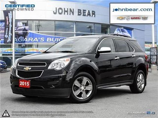 2015 CHEVROLET EQUINOX LT in St Catharines, Ontario