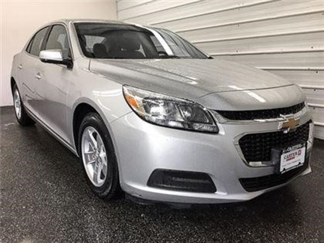 2015 Chevrolet Malibu LS in North Vancouver, British Columbia