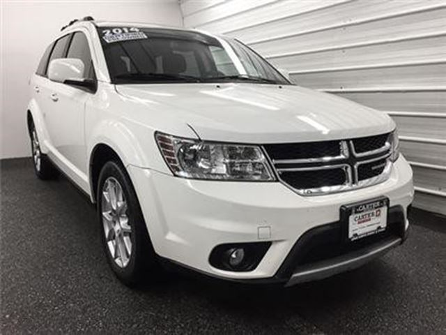 2014 Dodge Journey Limited in North Vancouver, British Columbia