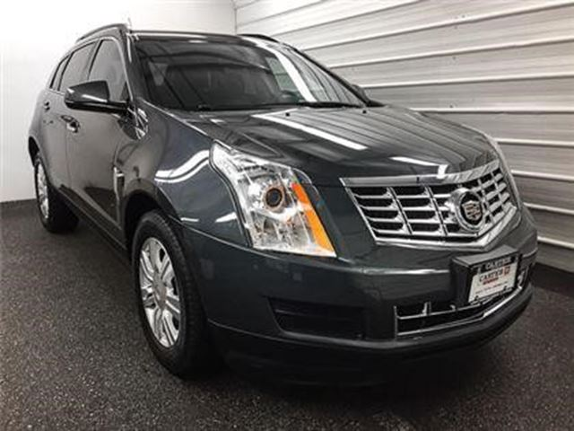2013 Cadillac SRX Leather Collection in North Vancouver, British Columbia