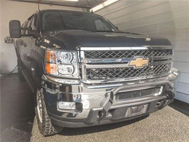 2011 Chevrolet Silverado 3500  LTZ in North Vancouver, British Columbia