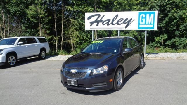 2014 CHEVROLET CRUZE 2LT in Sechelt, British Columbia