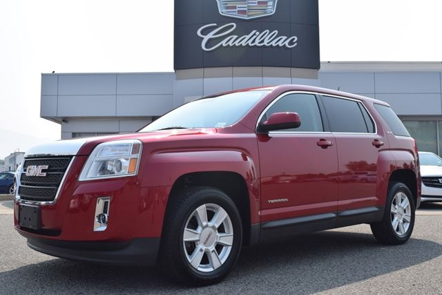 2013 GMC Terrain SLE-1 in Kelowna, British Columbia