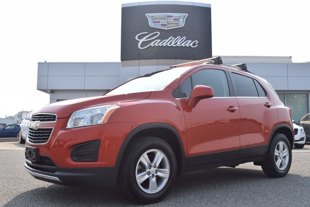 2015 Chevrolet Trax LT in Kelowna, British Columbia