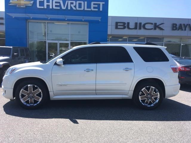 2012 GMC Acadia Denali in Parry Sound, Ontario