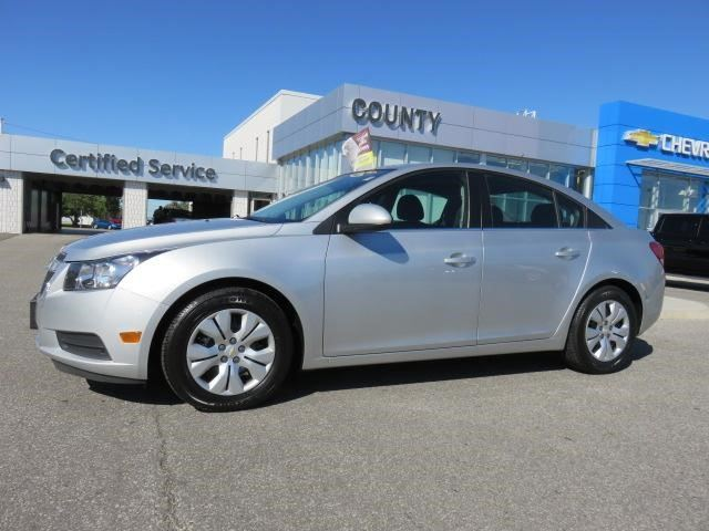 2013 Chevrolet Cruze LT Turbo in Essex, Ontario