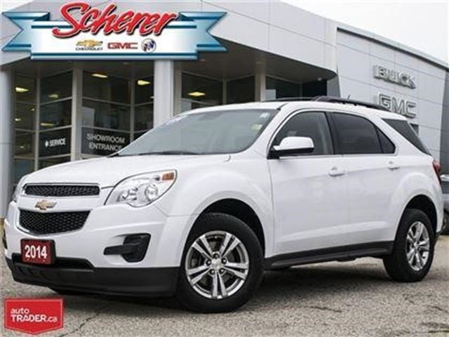 2014 CHEVROLET EQUINOX LT in Kitchener, Ontario