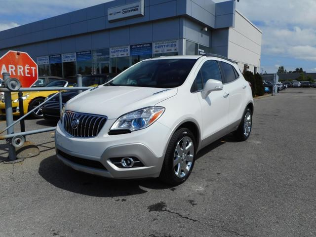 2016 Buick Encore Leather in Blainville, Quebec