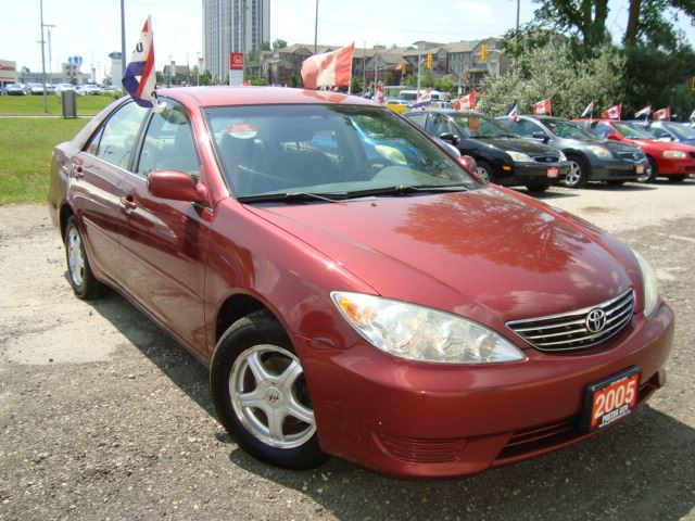 2005 Toyota Camry LE Only 1280km Accident & Rust Free in Cambridge, Ontario