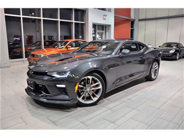 2017 Chevrolet Camaro 2SS FIFTY (50th Anniversary) With Only 5674 Kms! in Oakville, Ontario