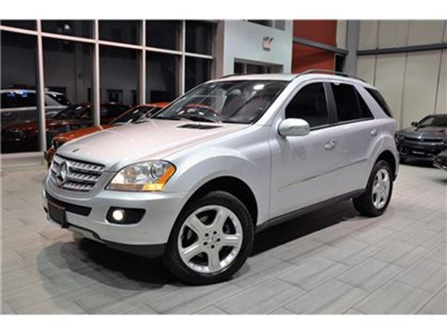 2006 Mercedes-Benz M-Class 4MATIC (W164) in Oakville, Ontario