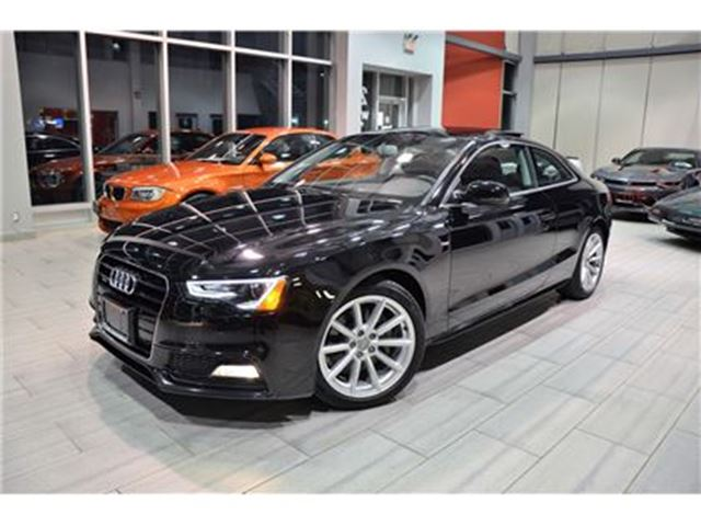 2016 AUDI A5 2.0T Progressiv S-Line With Only 13,856 Kms! in Oakville, Ontario