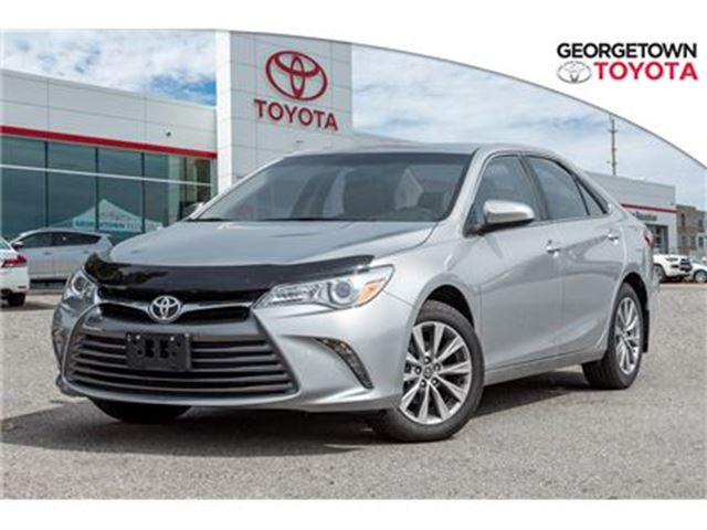 2017 Toyota Camry XLE in Georgetown, Ontario