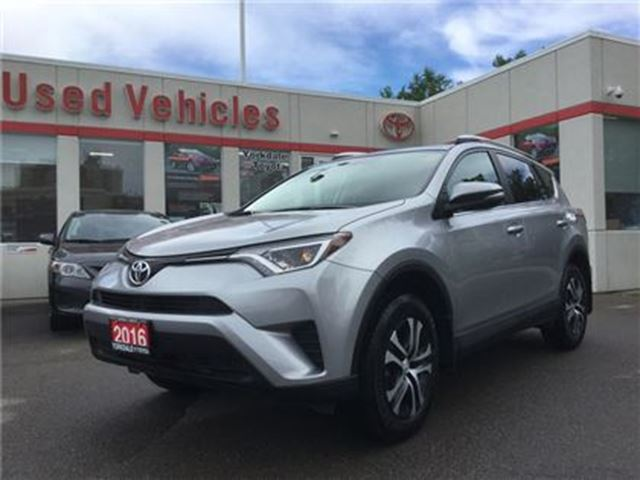 2016 Toyota RAV4 ****SOLD SOLD SOLD**** LE, AWD, BLUETOOTH, CAMERA in Toronto, Ontario