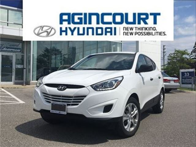 2015 HYUNDAI Tucson GL/HEATED SEATS/BLUETOOTH/ONLY 24925KMS!! in Toronto, Ontario