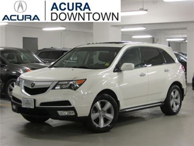 2013 Acura MDX Tech/No Accident/Rear Entertainment System/ in Toronto, Ontario