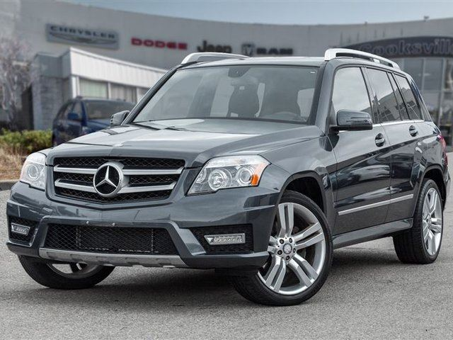 2012 Mercedes-Benz GLK-Class GLK 350 4MATIC in Mississauga, Ontario