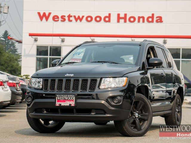 2012 JEEP COMPASS Sport/North in Port Moody, British Columbia