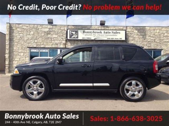 2010 JEEP COMPASS Limited in Calgary, Alberta