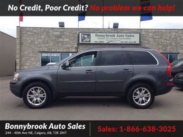 2007 VOLVO XC90 3.2 A leather awd 7 passenger in Calgary, Alberta