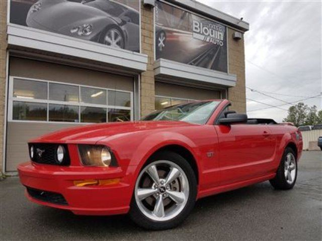 2008 Ford Mustang GT in Sainte-Marie, Quebec