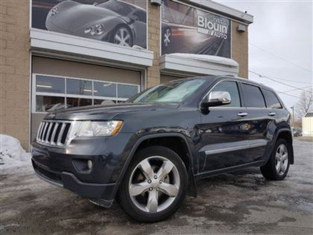 2013 Jeep Grand Cherokee Limited in Sainte-Marie, Quebec