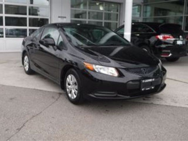 2012 HONDA CIVIC LX in Coquitlam, British Columbia