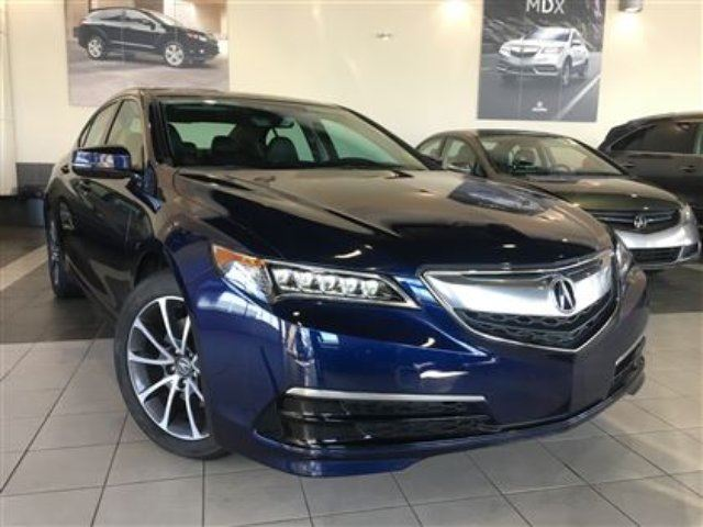2015 Acura TLX Tech in Red Deer, Alberta