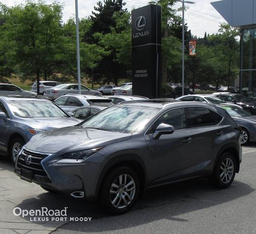 2017 Lexus NX 200t Luxury Package - Navigation - Blind Spot Monitor in Port Moody, British Columbia