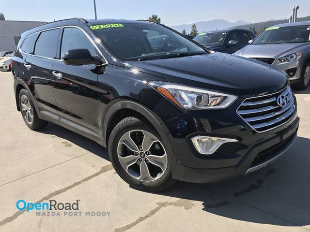 2015 HYUNDAI SANTA FE Luxury A/T AWD 6-Passenger No Accident Local BL in Port Moody, British Columbia
