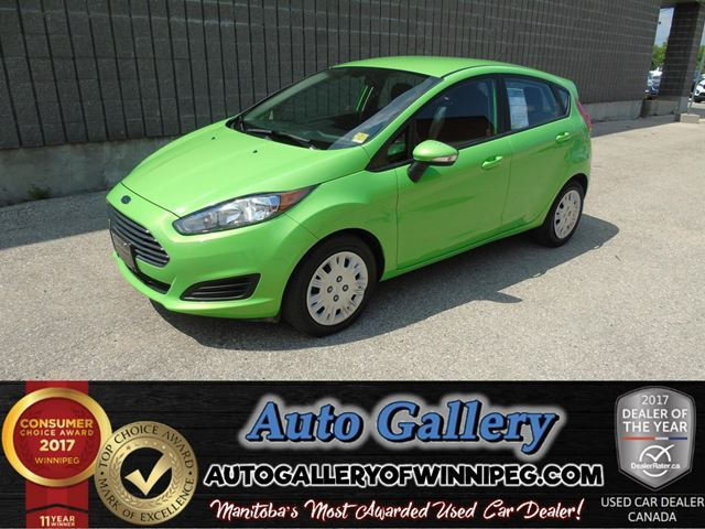 2014 FORD FIESTA SE *Htd. Seats in Winnipeg, Manitoba
