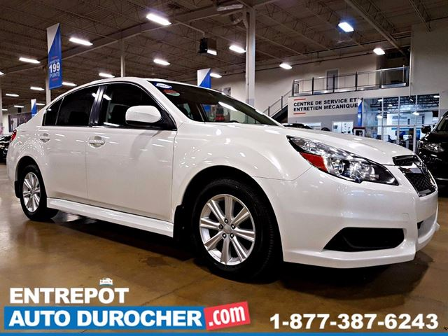 2013 Subaru Legacy 2.5i w/Touring - 4X4 - AUTOMATIQUE - AIR CLIMAT in Laval, Quebec