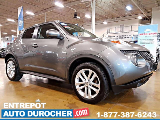 2012 Nissan Juke AUTOMATIQUE - AIR CLIMATISn++ - TOIT OUVRANT in Laval, Quebec