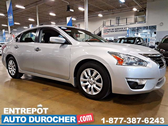 2013 Nissan Altima AUTOMATIQUE - AIR CLIMATISn++ in Laval, Quebec