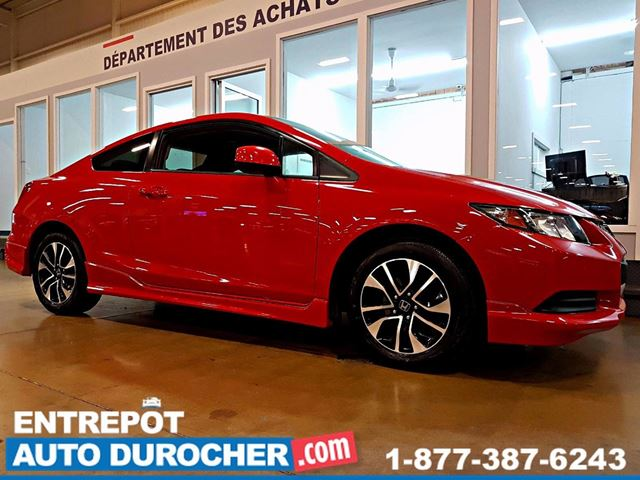 2013 HONDA CIVIC EX - AIR CLIMATISn++ - TOIT OUVRANT - in Laval, Quebec