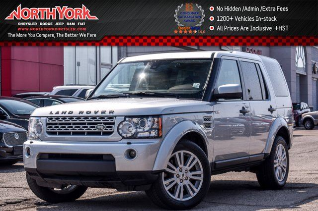 2013 LAND ROVER LR4 BASE in Thornhill, Ontario