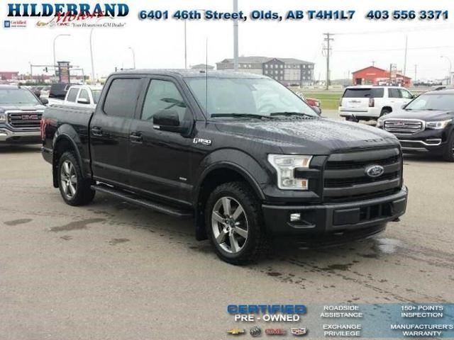 2015 FORD F-150 King Ranch in Olds, Alberta