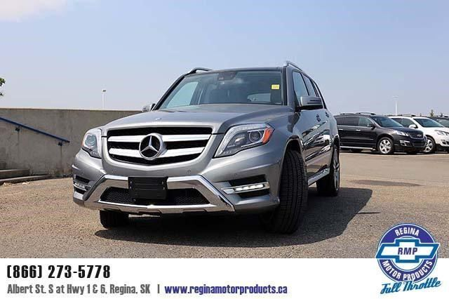 2014 Mercedes-Benz GLK-Class GLK350 in Regina, Saskatchewan