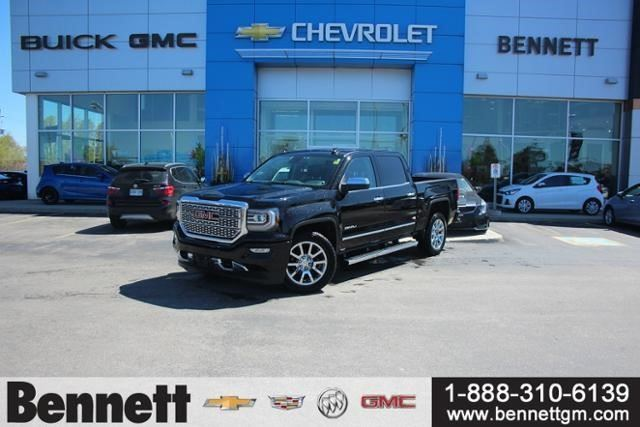 2016 GMC SIERRA 1500 Denali in Cambridge, Ontario