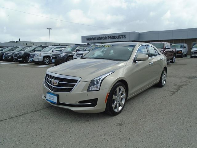 2015 Cadillac ATS Luxury RWD in Exeter, Ontario