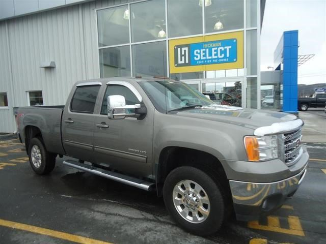 2013 GMC Sierra 2500  SLT in Clarenville, Newfoundland And Labrador