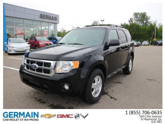 2010 Ford Escape XLT in Saint-Raymond, Quebec