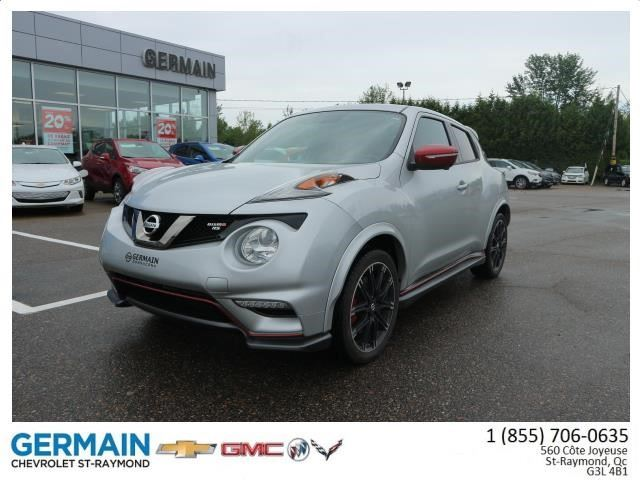 2016 Nissan Juke NISMO RS in Saint-Raymond, Quebec