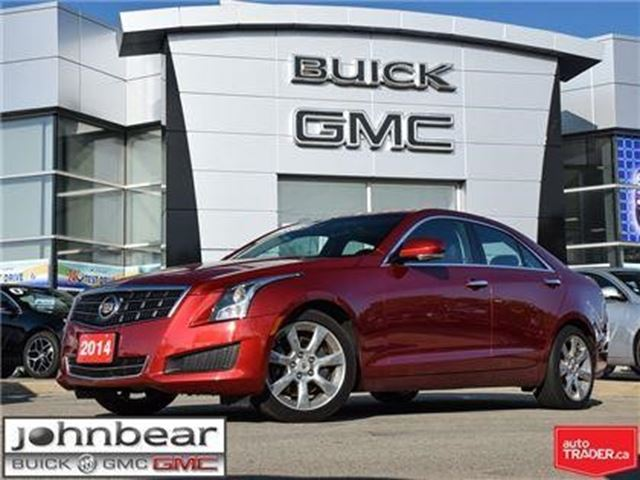 2014 CADILLAC ATS Luxury RWD in St Catharines, Ontario