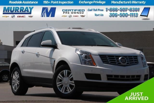 2015 Cadillac SRX Luxury in Moose Jaw, Saskatchewan
