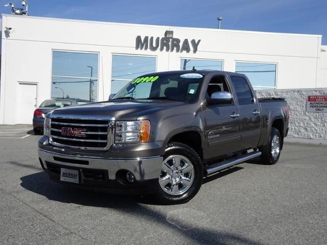 2013 GMC Sierra 1500 SLE in Abbotsford, British Columbia