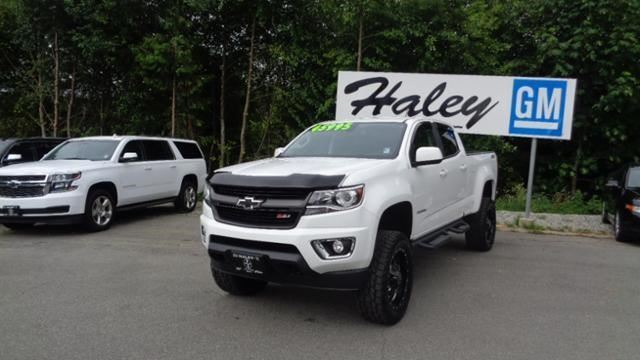2016 CHEVROLET COLORADO 4WD Z71 in Sechelt, British Columbia