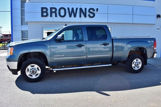 2013 GMC Sierra 2500  SLE in Dawson Creek, British Columbia